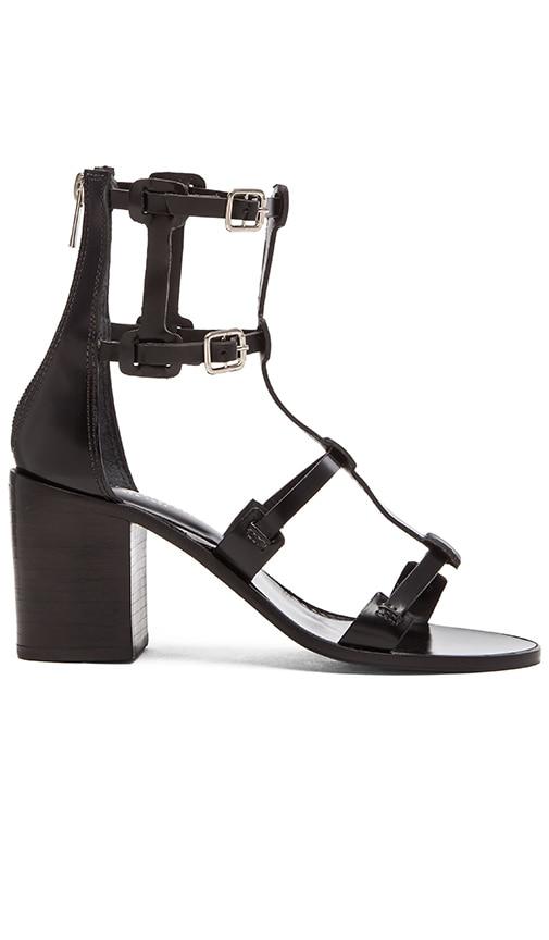 Saint & Libertine Mayfair Sandal in Black