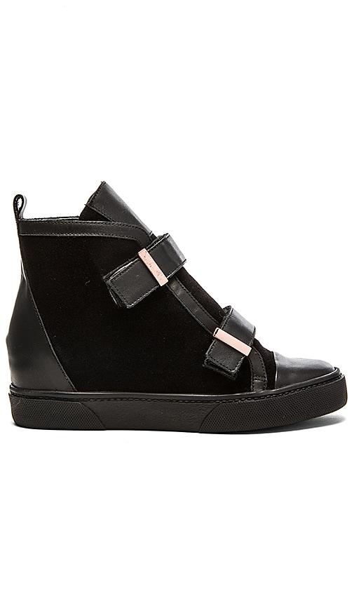 Saint & Libertine Warren Sneaker in Black