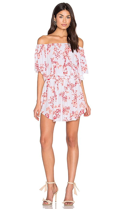 Steele Ember Dress in Rose