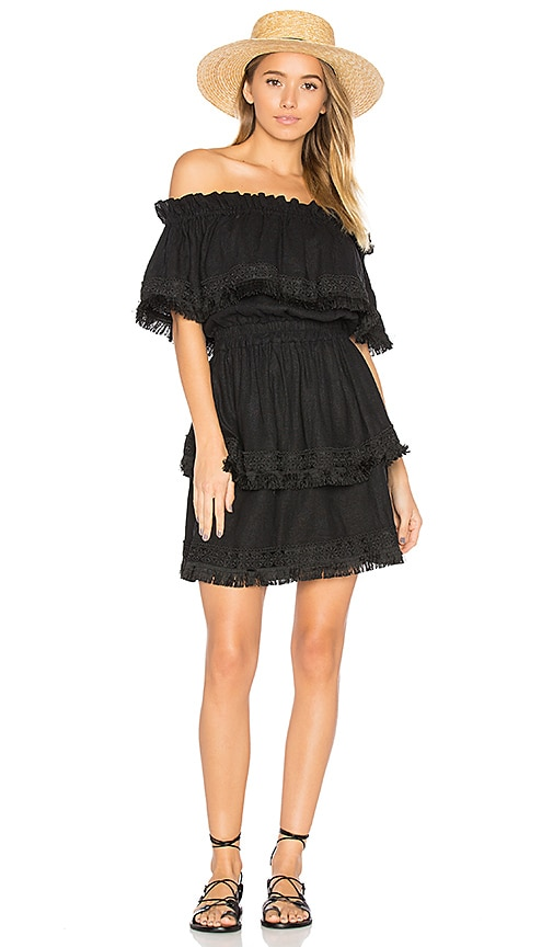 Steele Avery Dress in Black