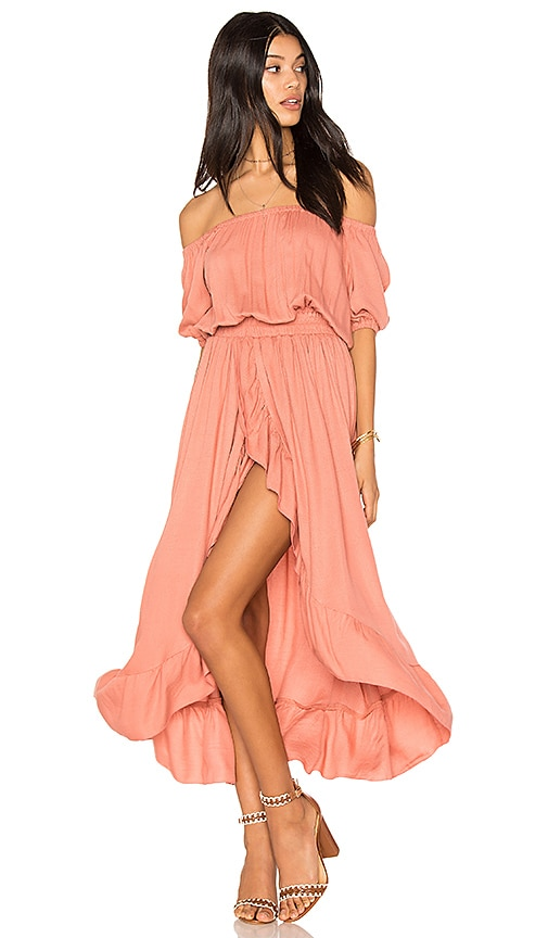 Steele x REVOLVE Agatha Dress in Pink