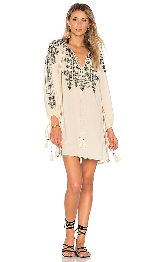 Danika Embroidered Dress