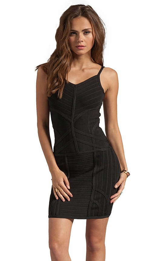 Basic Katrina V-Neck Tank Dress