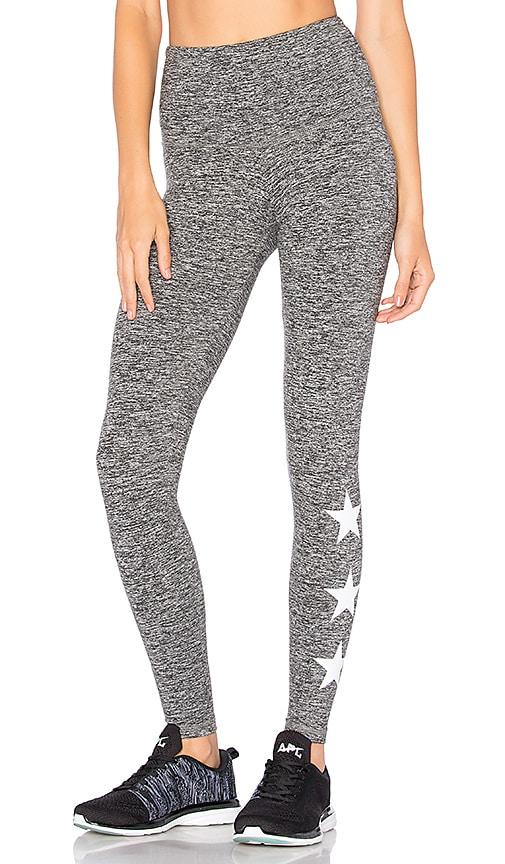 STRUT-THIS Star Legging in Gray
