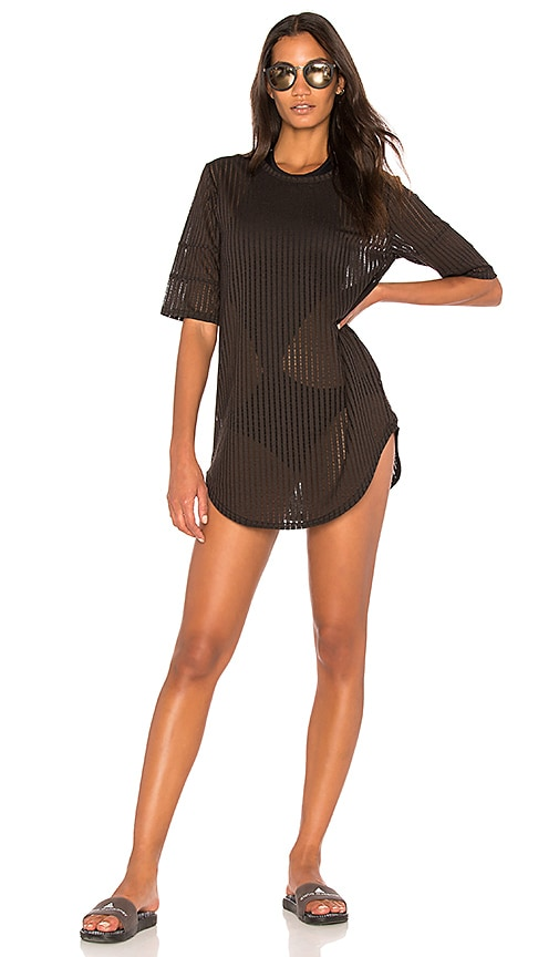 STRUT-THIS The Penn Dress in Black