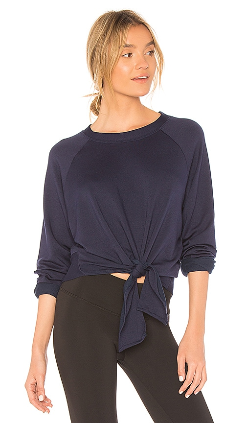 STRUT-THIS Sky Sweatshirt in Navy