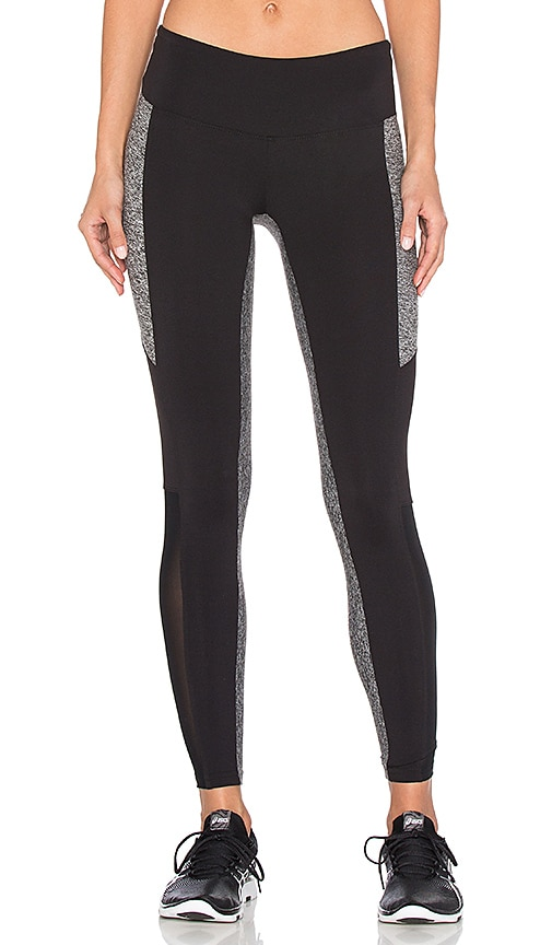 STRUT-THIS The Strut Legging in Black