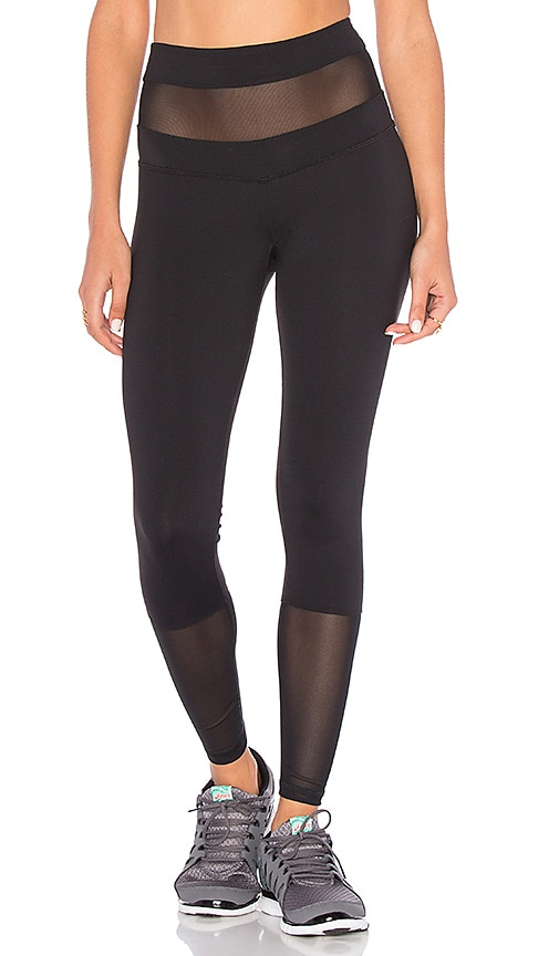 STRUT-THIS The Kennedy Legging in Black