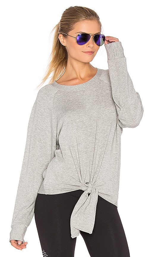 STRUT-THIS The Sky Sweatshirt in Gray