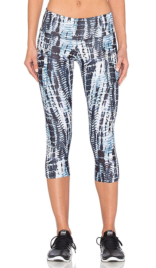 The Flynn Capri Legging