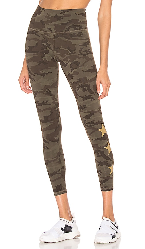 LEGGINGS LONGUEUR CHEVILLES STAR