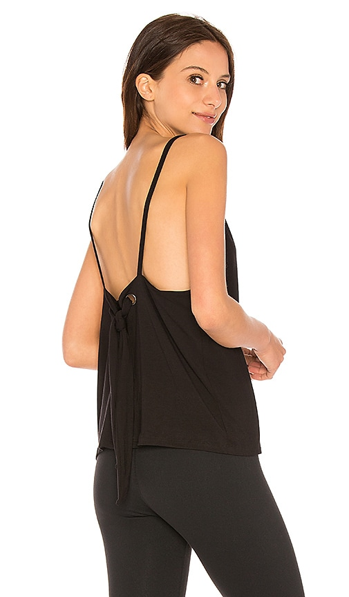 STRUT-THIS The Easton Tank in Black