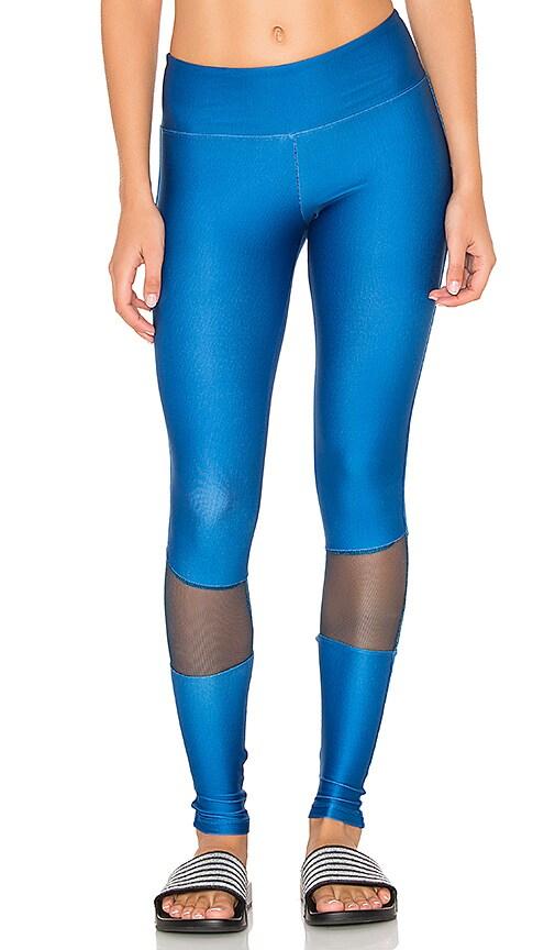 Stone Fox Sweat Luna Legging in Blue