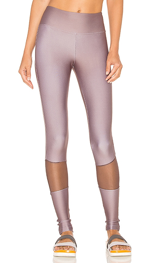 Stone Fox Sweat Luna Legging in Gray