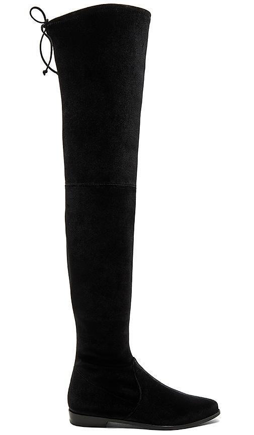 Stuart Weitzman Leggylady Boot in Black