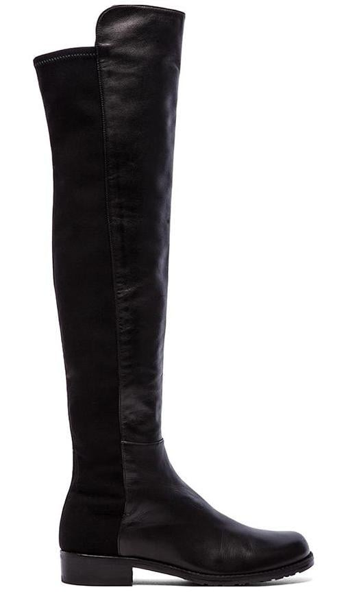 5050 Stretch Leather Boot