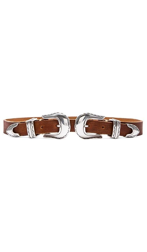 The Double Buckle Belt