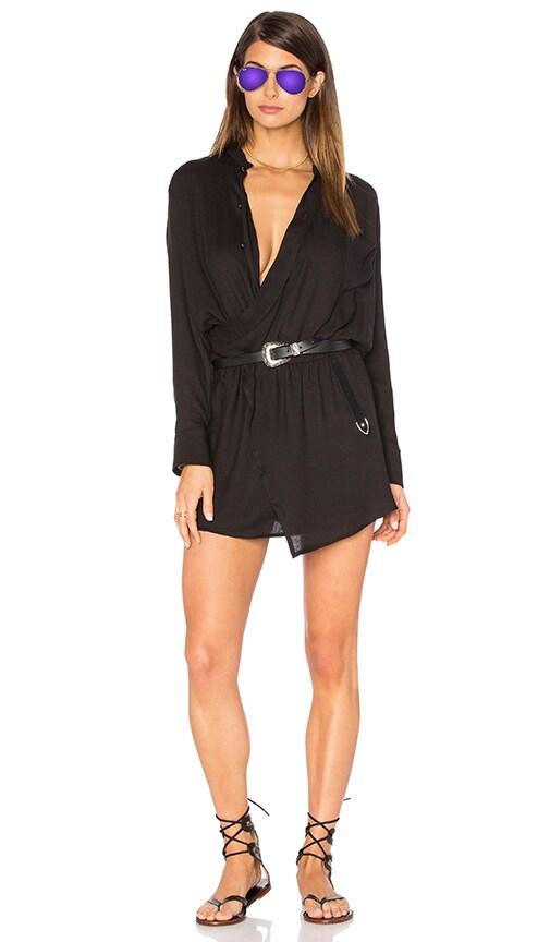 Stillwater X Front Dress in Black