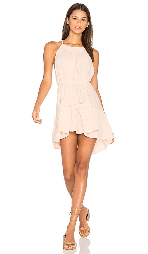 Stillwater Cabo Bound Dress in Pink