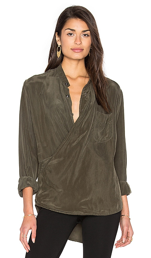 Stillwater X Shirt in Olive