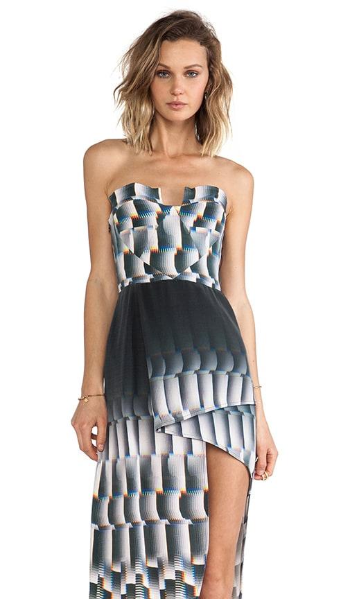 Suboo Strapless Maxi Dress
