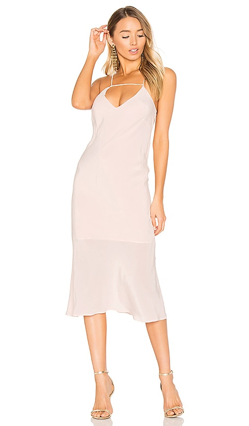 Suboo Amore Slip Dress in Pink