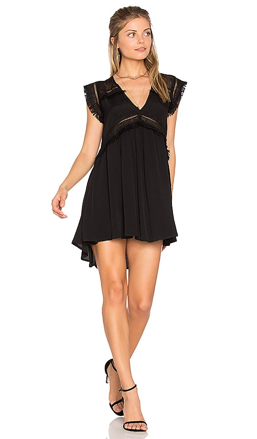 Suboo XO Mini Dress in Black
