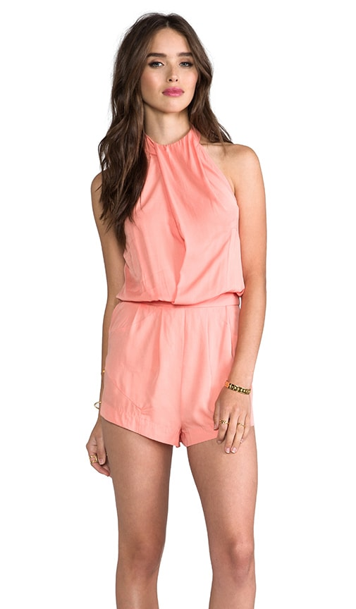 Halter Playsuit