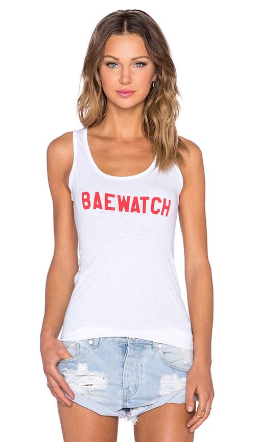 Sub_Urban RIOT x REVOLVE Babewatch Tank in White