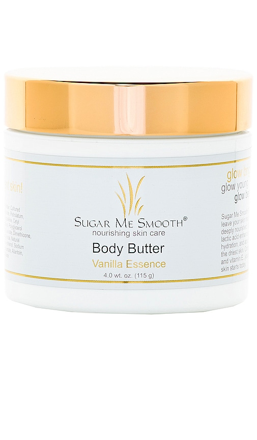 SUGAR ME SMOOTH Vanilla Essence Body Butter in Beauty: Na