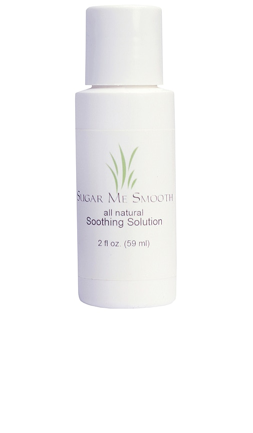 SUGAR ME SMOOTH Soothing Solution in Beauty: Na