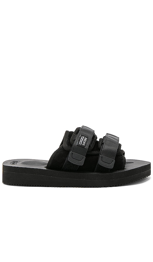 00a76ddcf2cc Suicoke Moto VS in Black