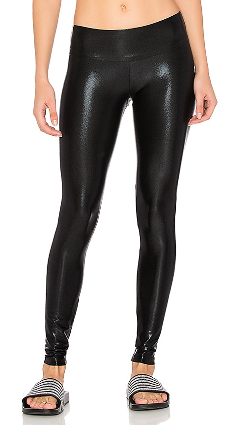 Sukishufu The Leatherback Legging in Black
