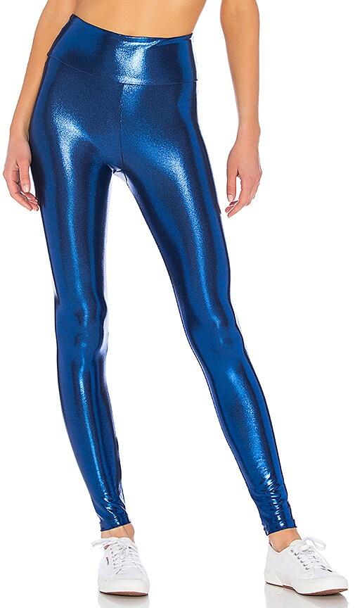 Sukishufu Long Legging in Blue