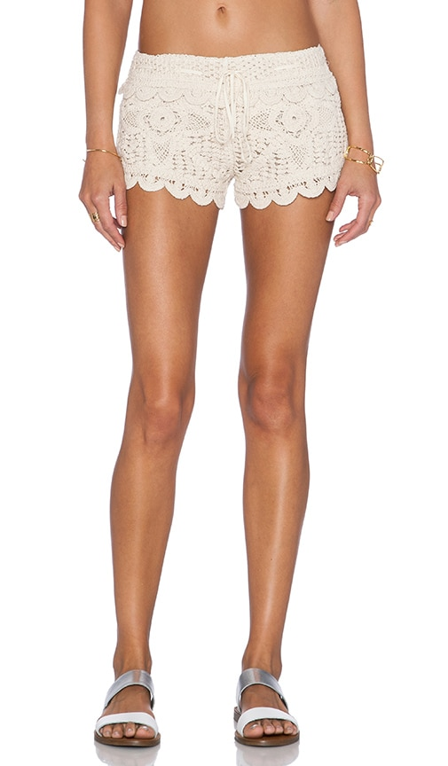 81b1cfb09d Crochet Cover Up Shorts. Crochet Cover Up Shorts. Surf Gypsy