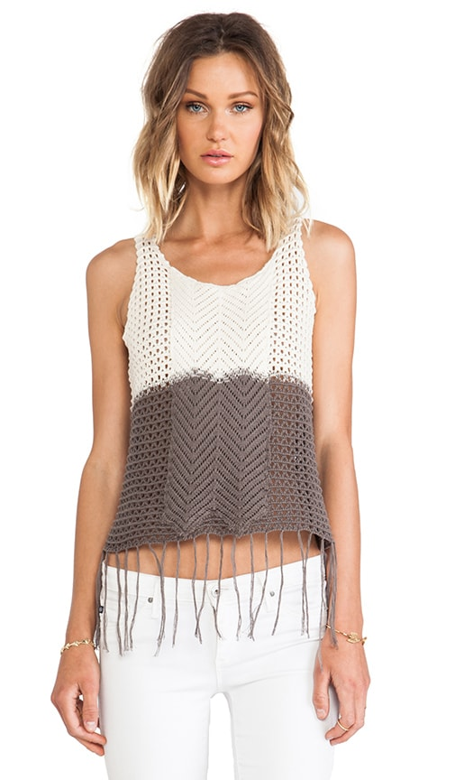 Fringe Bottom Tank
