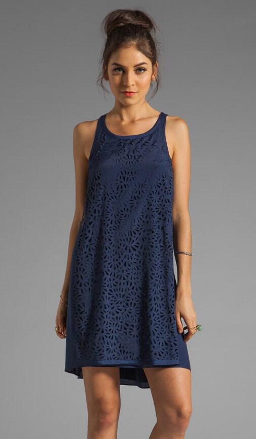 Laser Cut Zena Dress