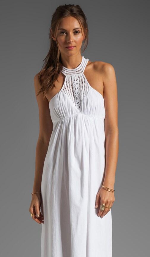 Voile Josephine Maxi Dress