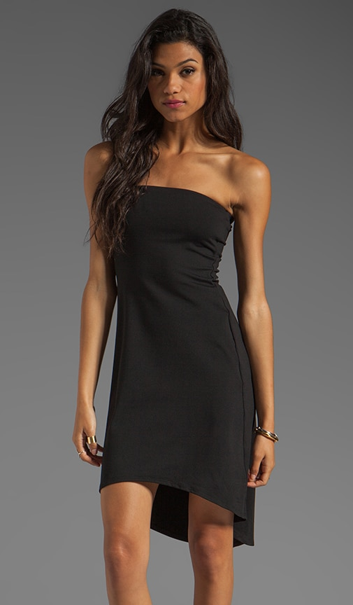 Longback Tube Dress