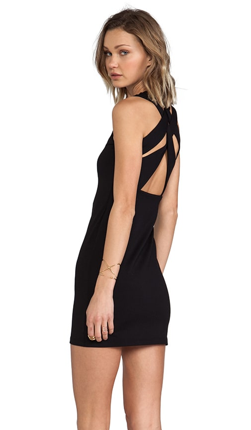 Olivia Cut Out Back Dress