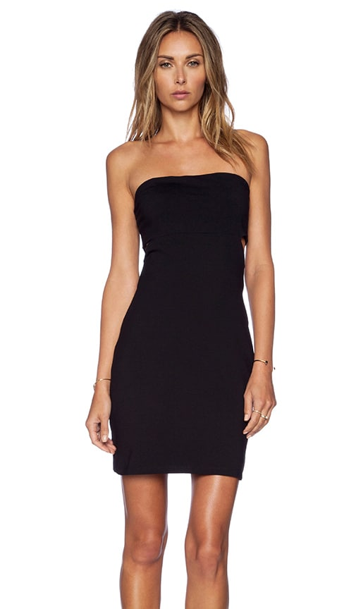Susana Monaco Becca Dress in Black