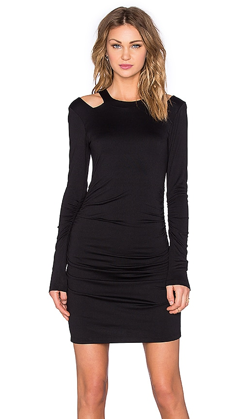 Susana Monaco Ivy Dress in Black