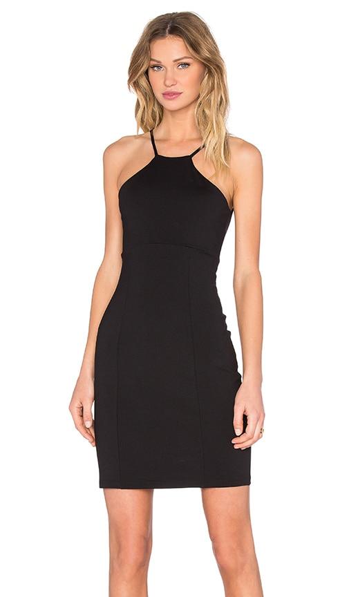 Susana Monaco Flora Dress in Black