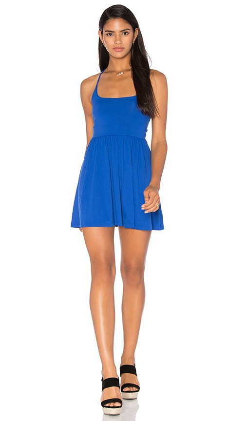 Susana Monaco Raquel Dress in Blue