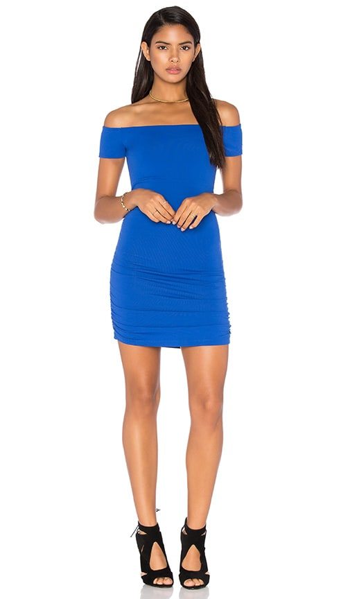 Susana Monaco Jona Dress in Blue