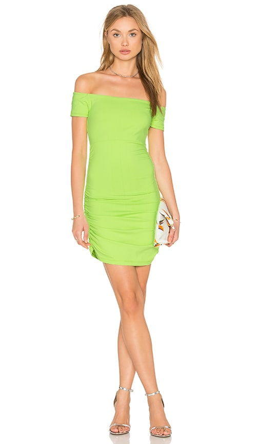 Susana Monaco Jona Dress in Green