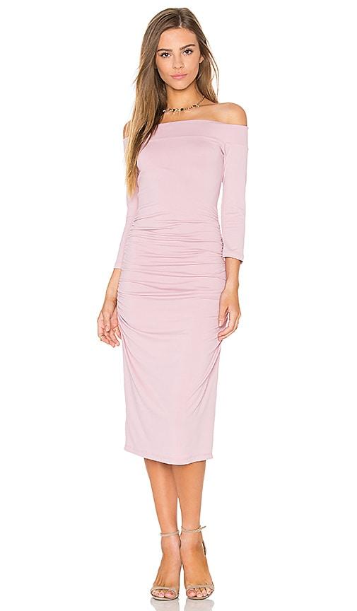 Susana Monaco Lydia Dress in Pink