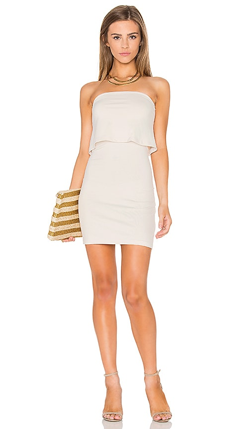 Susana Monaco Meredith Dress in Beige