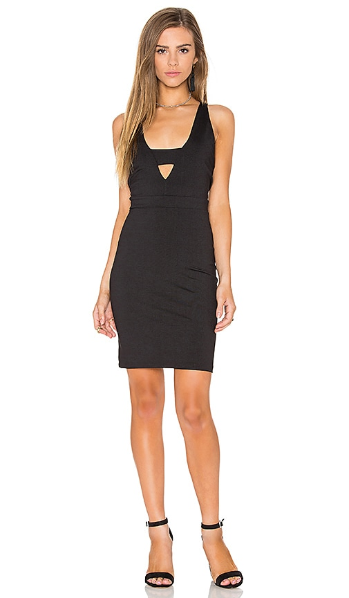 Susana Monaco Ella Dress in Black