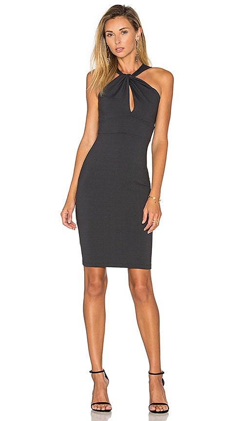 Susana Monaco Aura Dress in Black